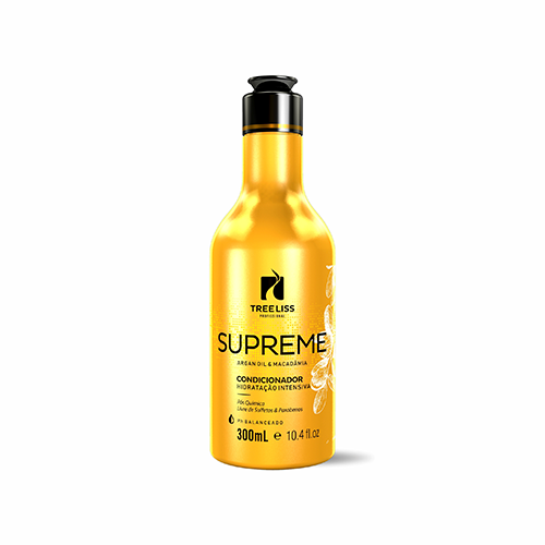 Tree Liss Condicionador Supreme Tree Liss 300Ml