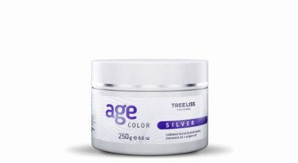 Tree Liss Ice Age Color Máscara 250gr