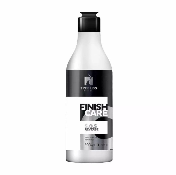 Tree Liss Sos Reverse Reestruturação Finish Care 500ml - R