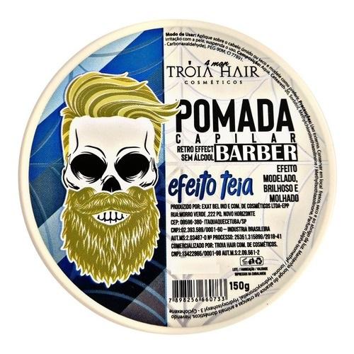 Troia Hair Pomada Efeito Teia for Man 150g