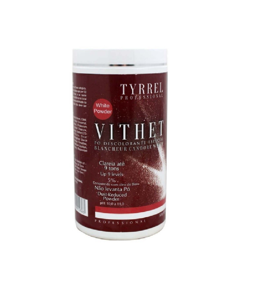 Tyrrel Pó Descolorante Especial Vithet White Powder 500g