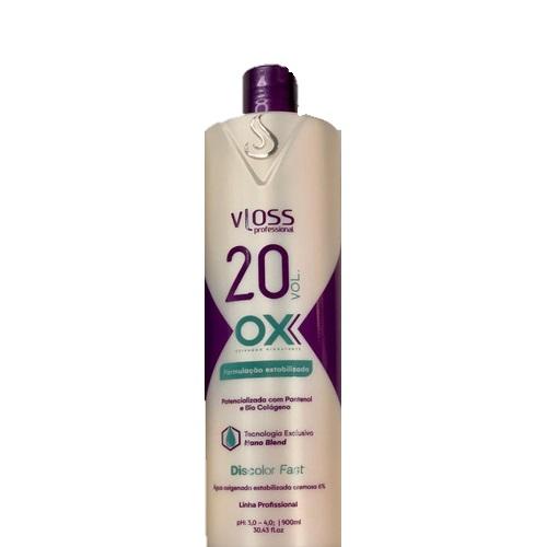 Vloss Emulsão Reveladora OX 20 Volumes