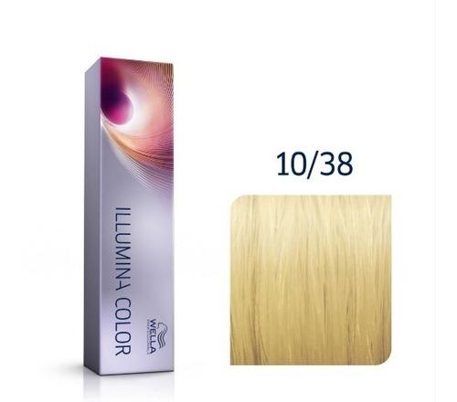 Wella Color Illumina 10/38 60ml