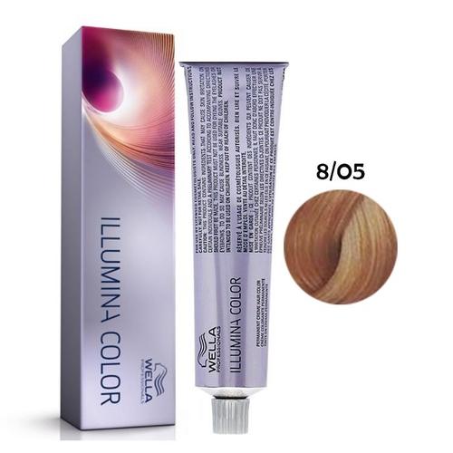 Wella Color Illumina 8/05 60ml