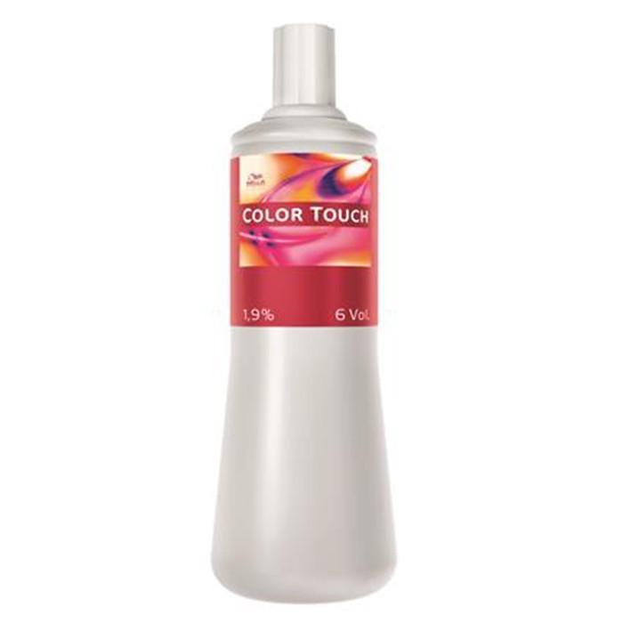 Wella Color Touch Emulsão 1,9% Água Oxigenada 6 Volumes 1000ml