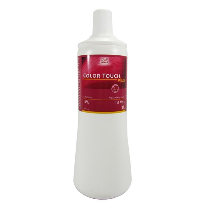 Wella Color Touch Emulsão 4% Água Oxigenada 13 Vol. 1000ml