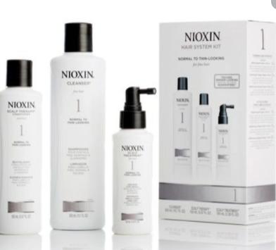 Wella Kit de Tratamento Nioxin System 1