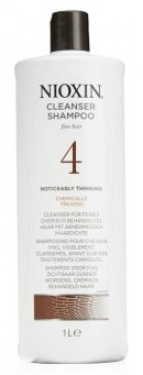 Wella Nioxin System 4 Cleanser Shampoo 1L