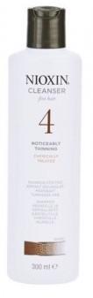 Wella Nioxin System 4 Cleanser Shampoo 300ml