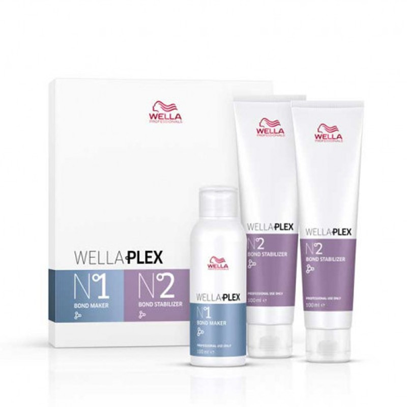 Wella Plex Small Kit 3 Produtos