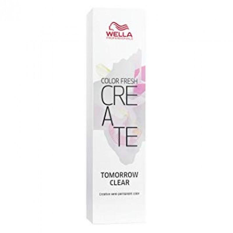 Wella Professionals Base para Coloração Color Fresh Create Tomorrow Clear 60ml