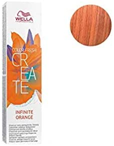 Wella Professionals Color Semi-Permanente Color Fresh Create Infinite Orange 60ml