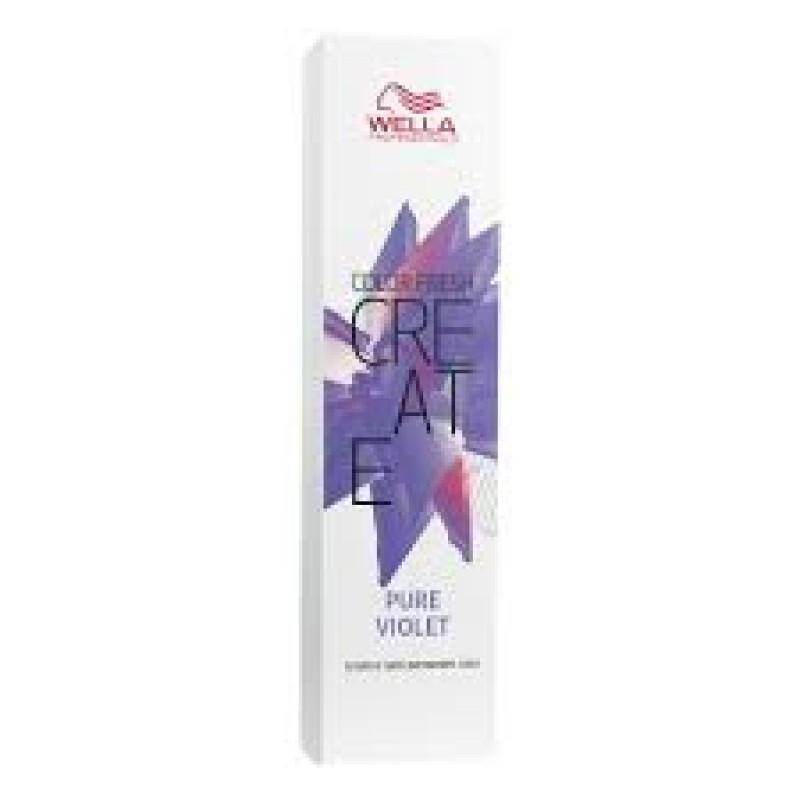 Wella Professionals Color Semipermanente Color Fresh Create Pure Violet 60ml