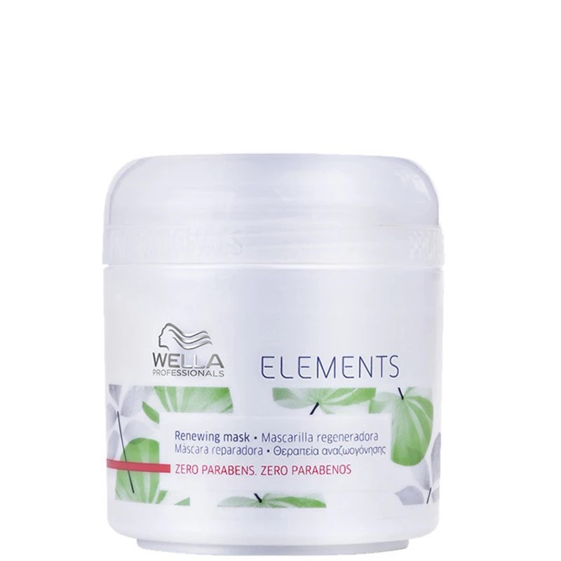 Wella Professionals Elements Renewing Mask Máscara 150ml