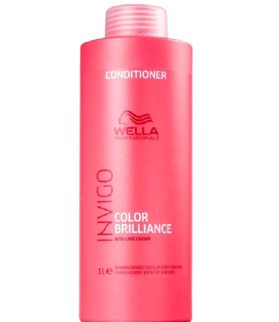 Wella Professionals Invigo Color Brilliance - Condicionador 1000ml - G