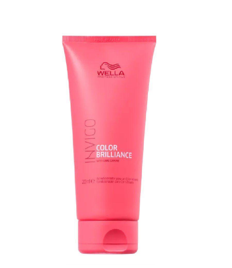 Wella Professionals Invigo Color Brilliance - Condicionador 200ml - G