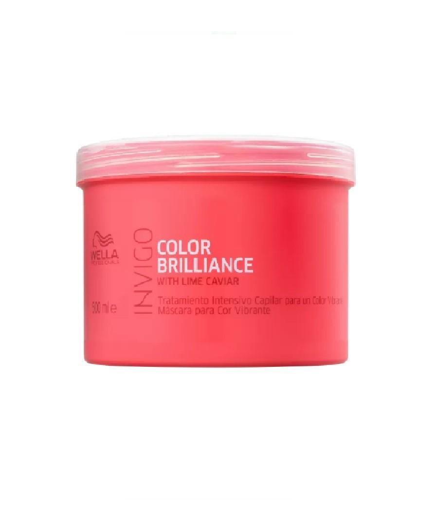 Wella Professionals Invigo Color Brilliance - Máscara Capilar 500ml - G