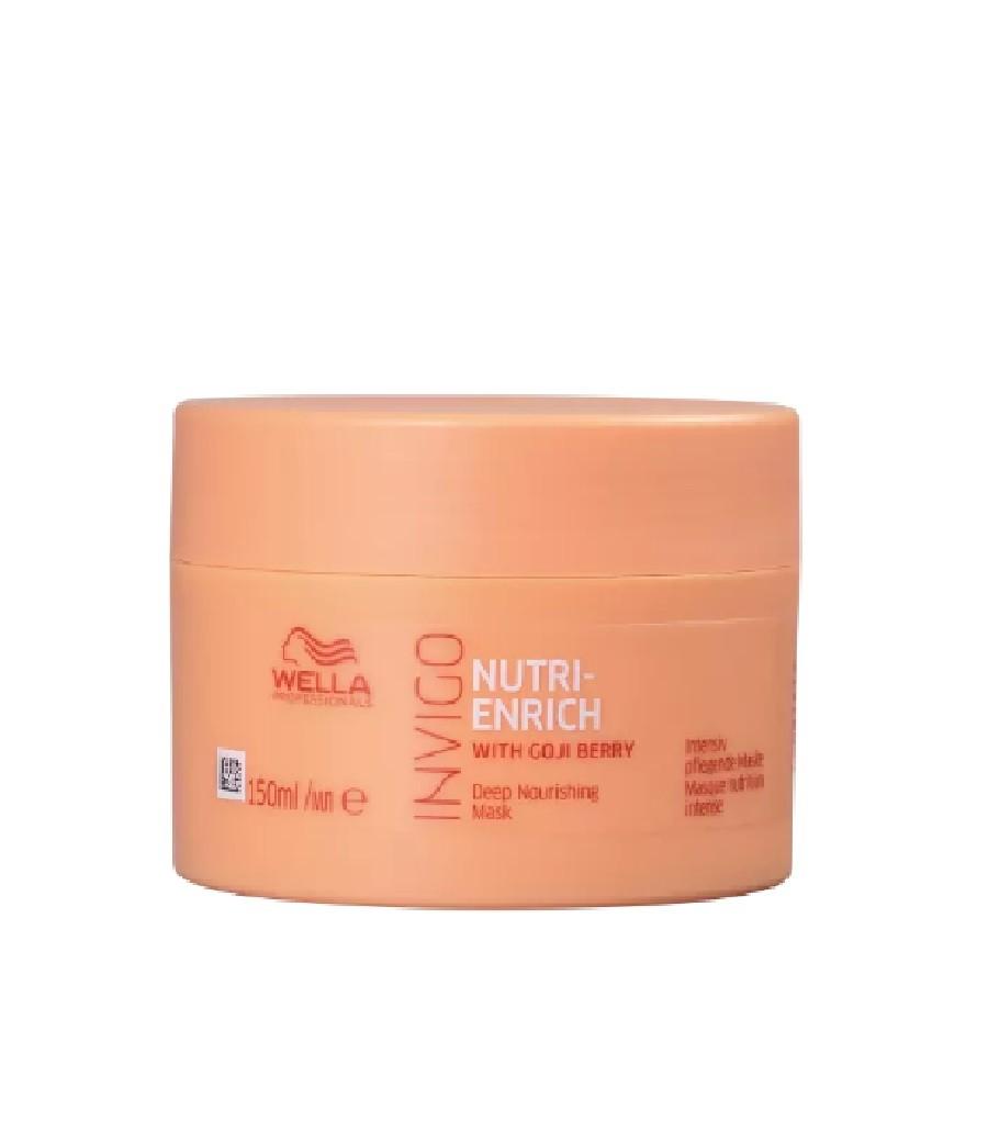 Wella Professionals Invigo Nutri-Enrich - Máscara de Nutrição 150ml - G