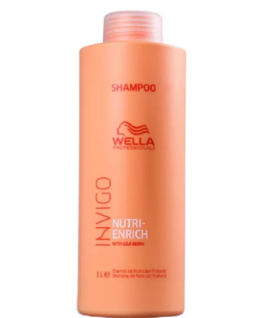 Wella Professionals Invigo Nutri-Enrich - Shampoo 1000ml - G