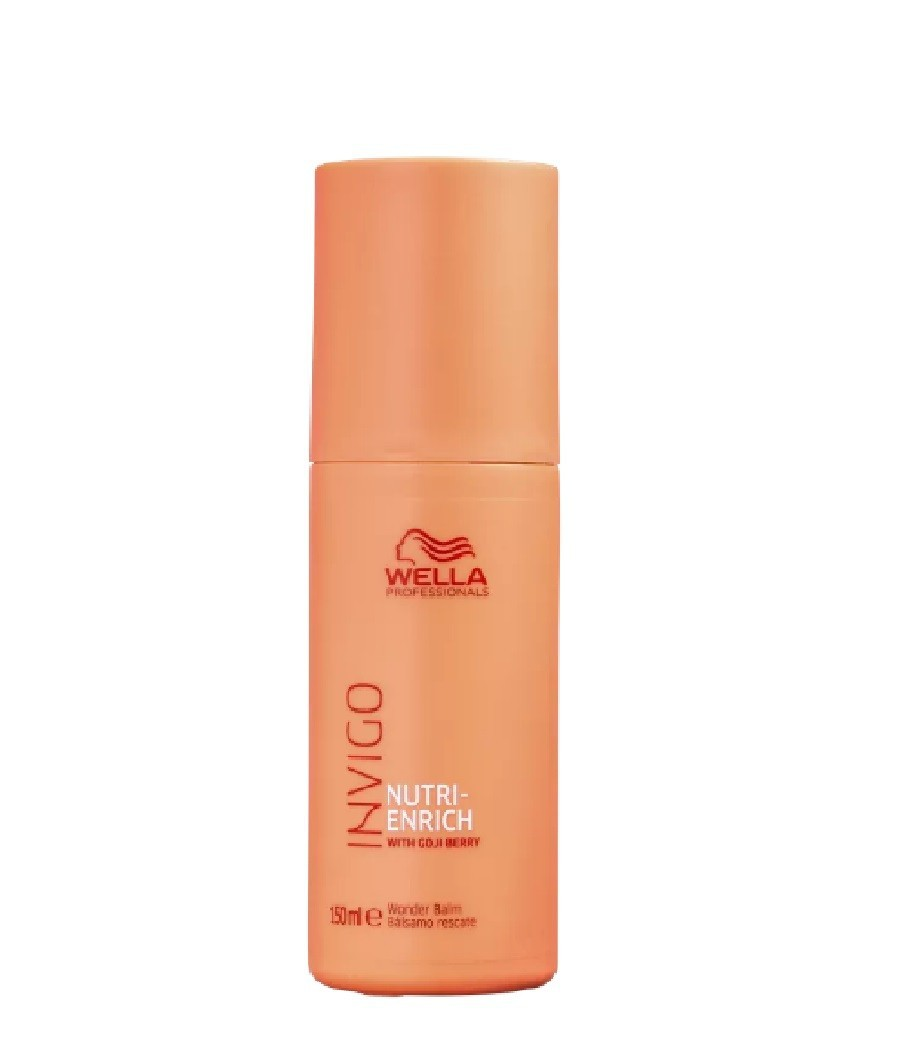 Wella Professionals Invigo Nutri-Enrich Wonder Balm - Leave-in 150ml - G