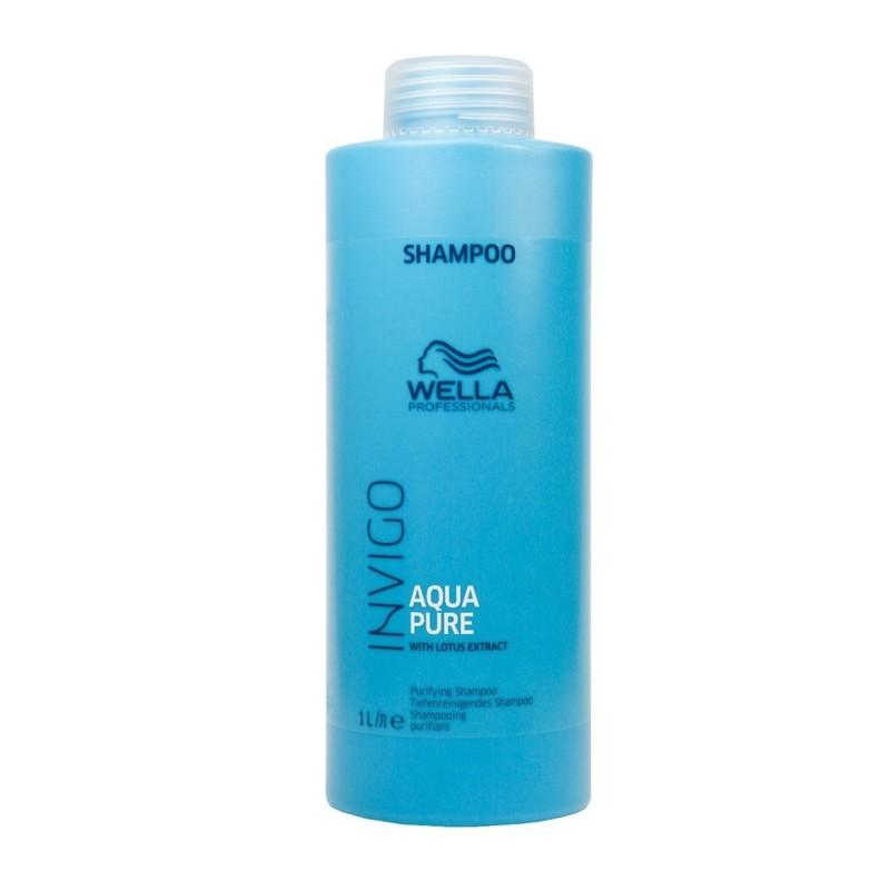 Wella Professionals Invigo - Shampoo Aqua Pure 1L