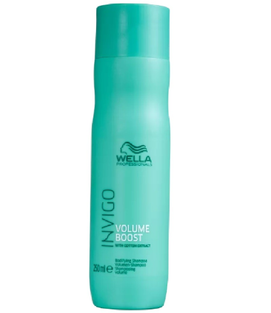 Wella Professionals Invigo Volume Boost - Shampoo 250ml - G