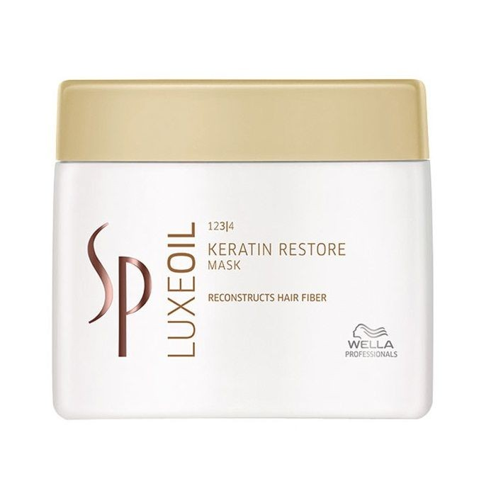 Wella SP Luxe Oil Keratin Restore Máscara de Tratamento 400ml
