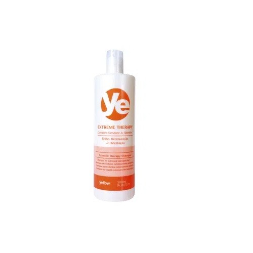 Yellow EXTREME THERAPY SHAMPOO 500ML