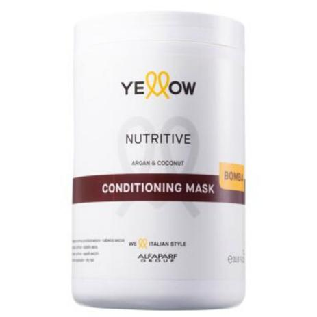 Yellow Nutritive Máscara 1Kg