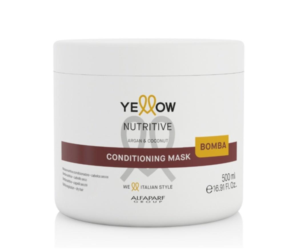 Máscara Nutritive Yellow 500ml