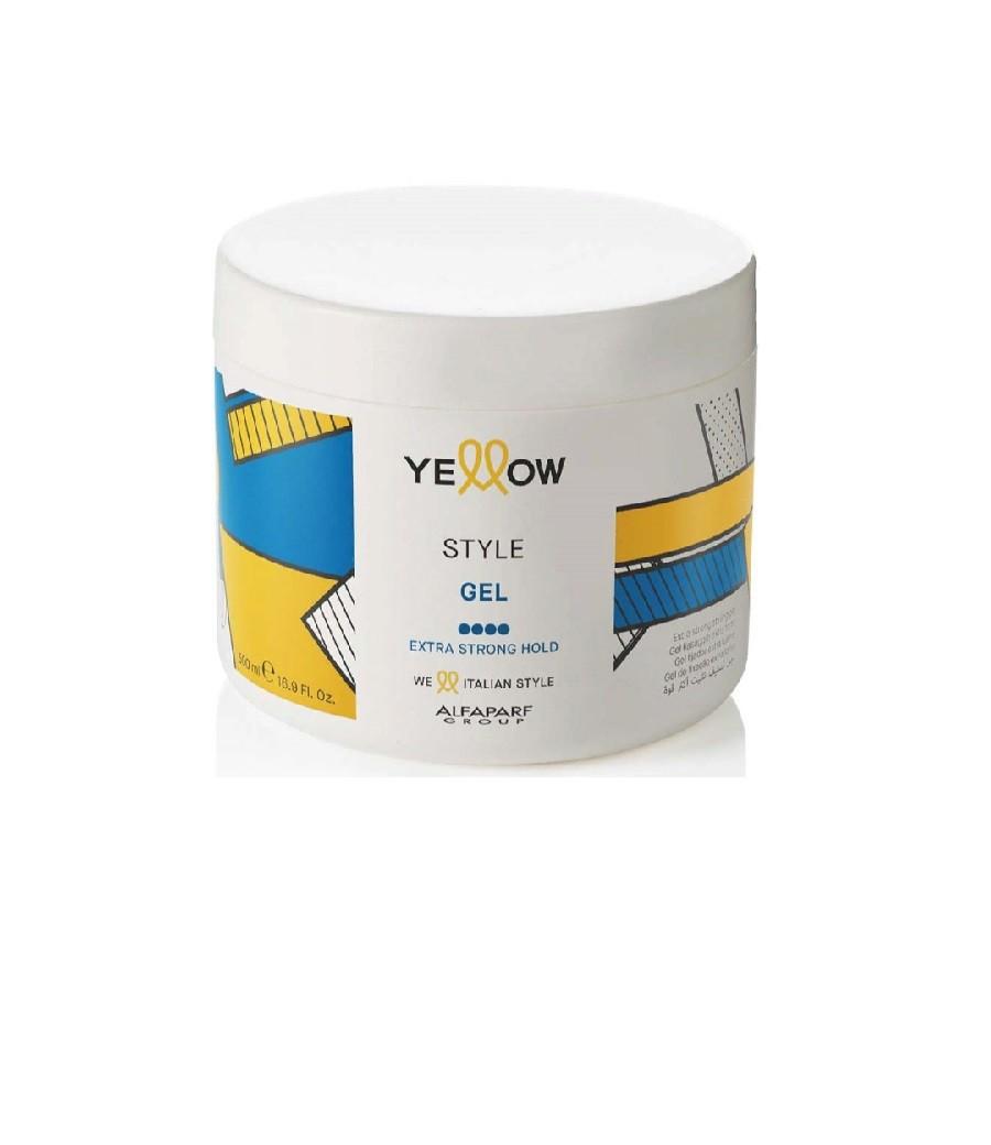 Yellow Style Gel 500gr