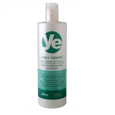 Yellow Ye Curly Therapy Shampoo 500ml