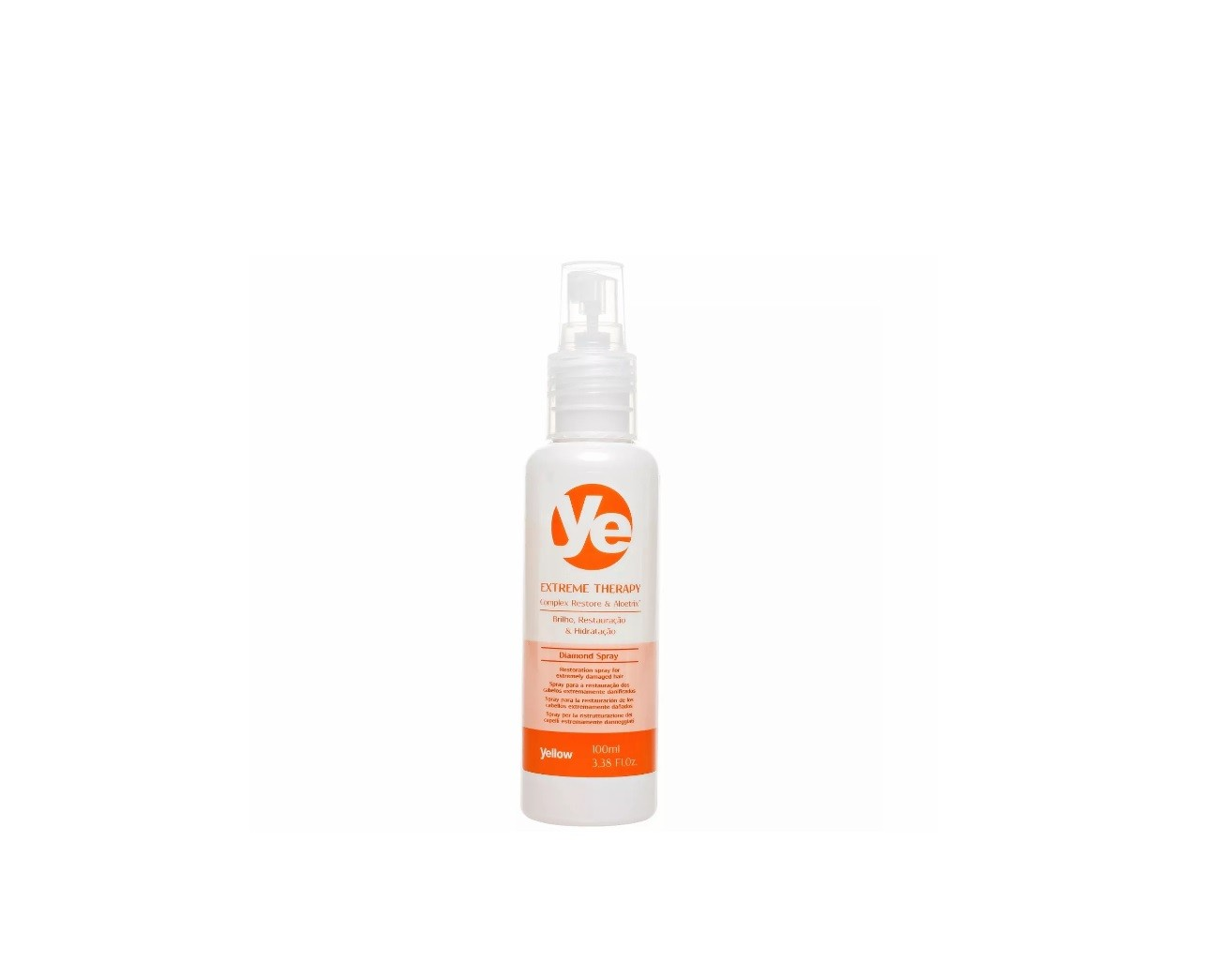 Yellow Ye Extreme Therapy Diamante Spray 100ml