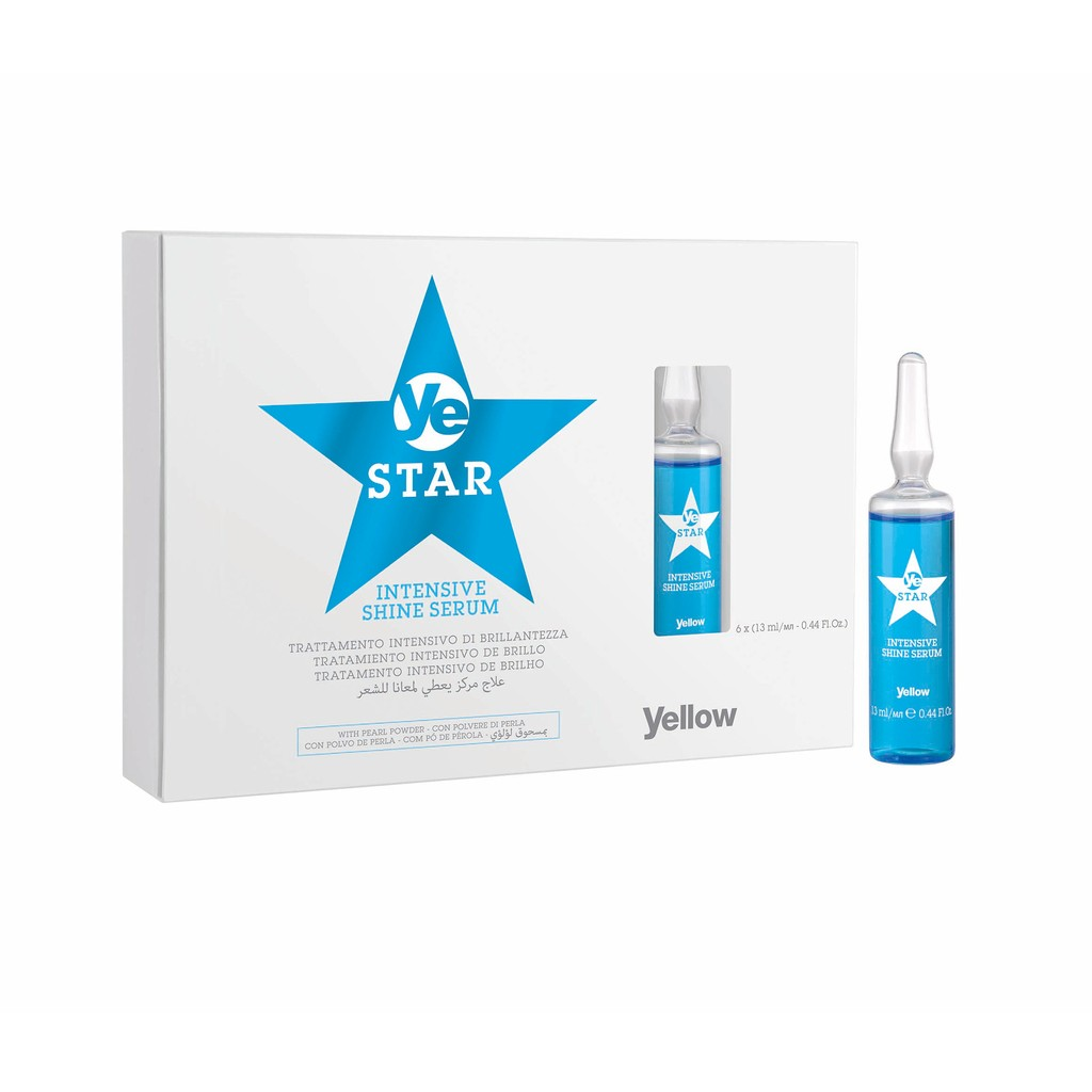 Yellow Ye Star Intensive Shine Sérum 6x13ml
