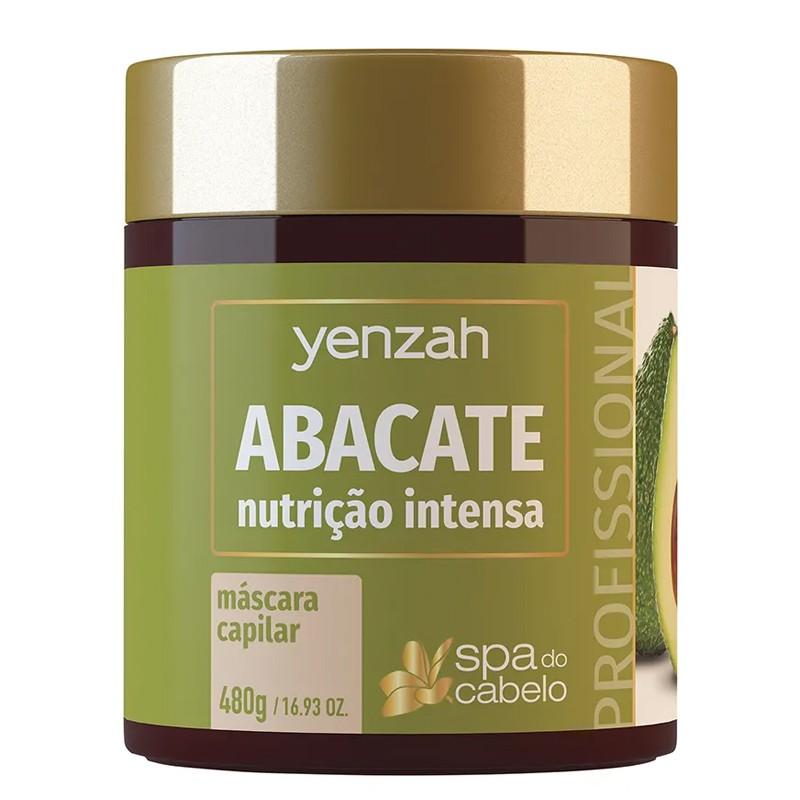 Yenzah Spa do Cabelo - Mascara Nutrição de Abacate 480g