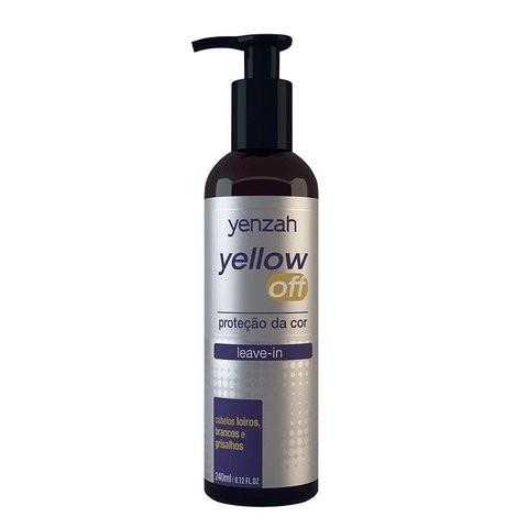 Yenzah Yellow Off - Creme Leave In 240ml