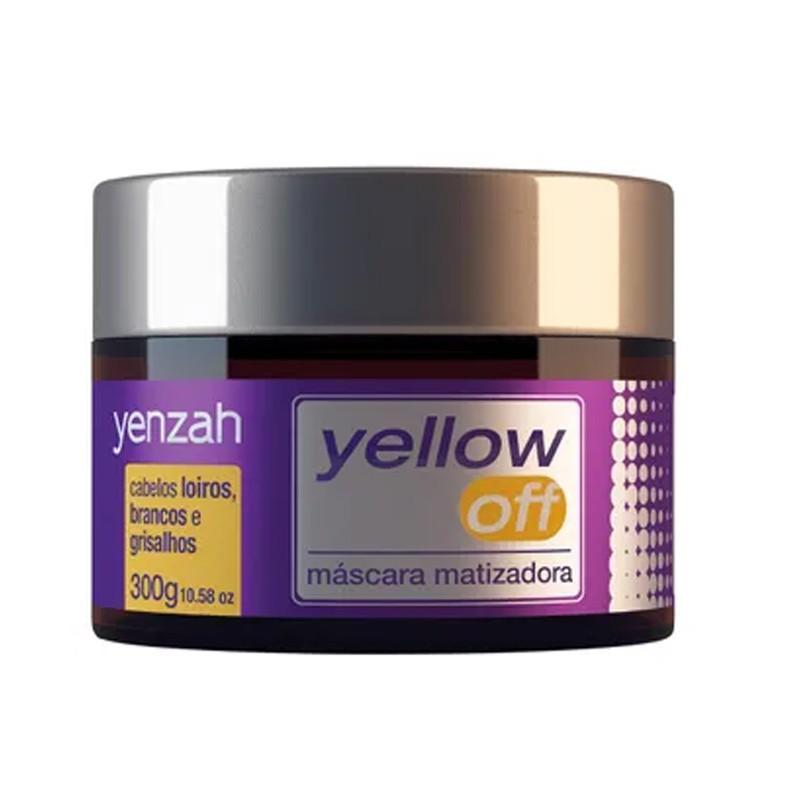 Yenzah Yellow OFF - Máscara Matizadora 300g