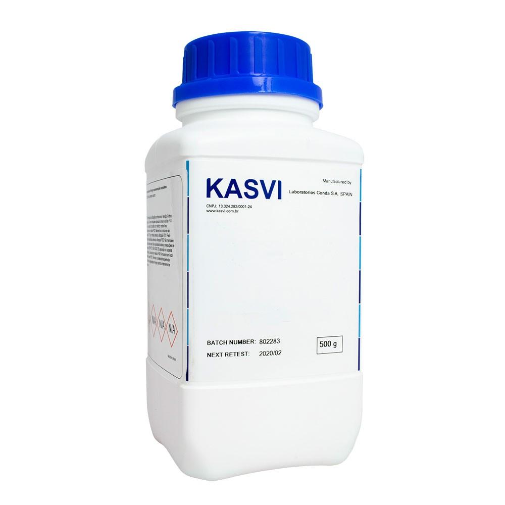 AGAR BASE UREIA (S/ AGAR) FRASCO 500G K25-1110 KASVI