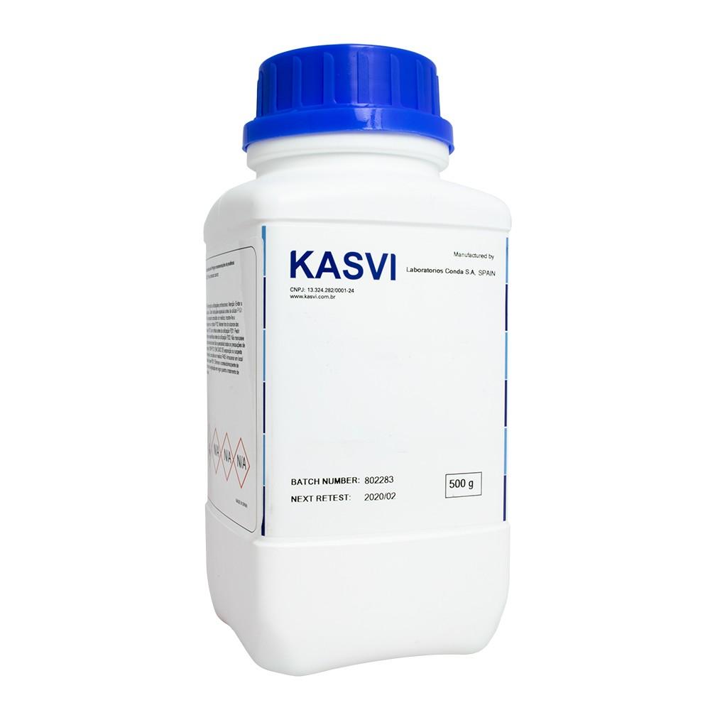 AGAR LEVINE FRASCO 500G K25-1050 KASVI