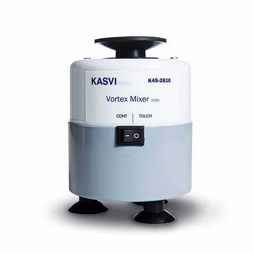 AGITADOR VORTEX BASIC 2800 RPM KASVI