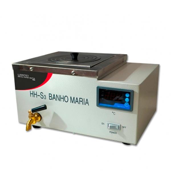 BANHO MARIA DIGITAL DE 1 BOCA WARMS1  SATRA