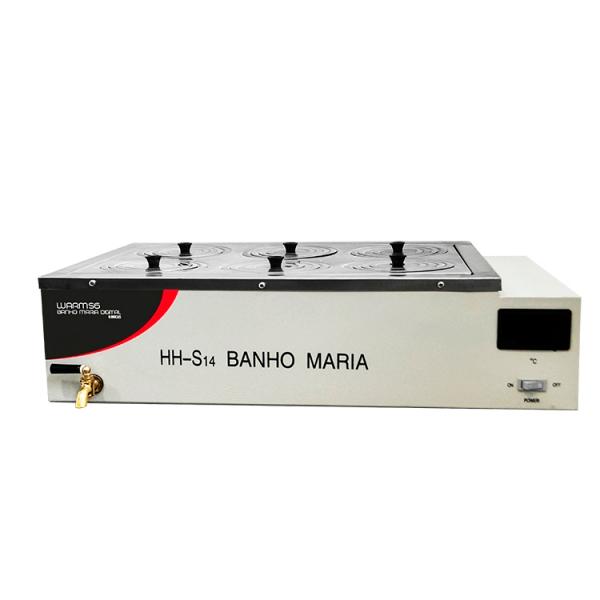 BANHO MARIA DIGITAL DE 6 BOCAS WARMS6 SATRA