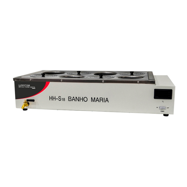 BANHO MARIA DIGITAL DE 8 BOCAS WARMS8 SATRA