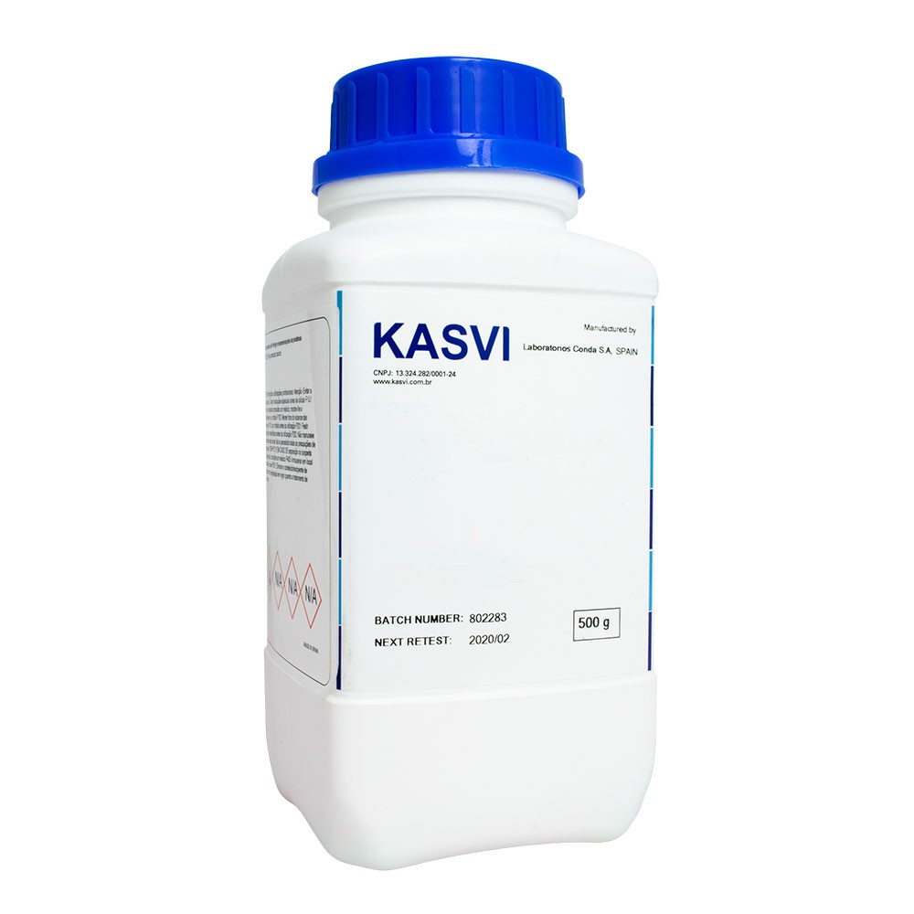 CALDO RAPPAPORT VASSILIADIS (SOJA) FRASCO 500G K251174 KASVI