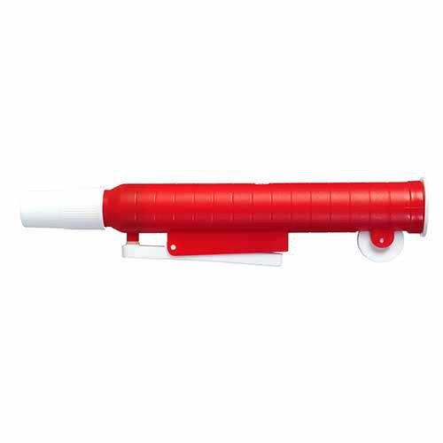 PIPETADOR DE VOLUMES MANUAL PI PUMP 25 ML VERMELHO  K3-25 KASVI