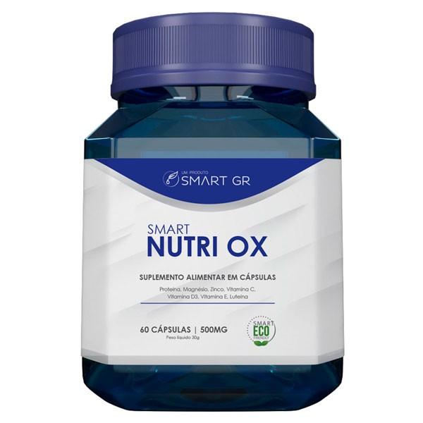 SMART NUTRI OX - SUPLEMENTO ALIMENTAR EM CAPSULAS - ANTIOXIDANTE 792951 SMART