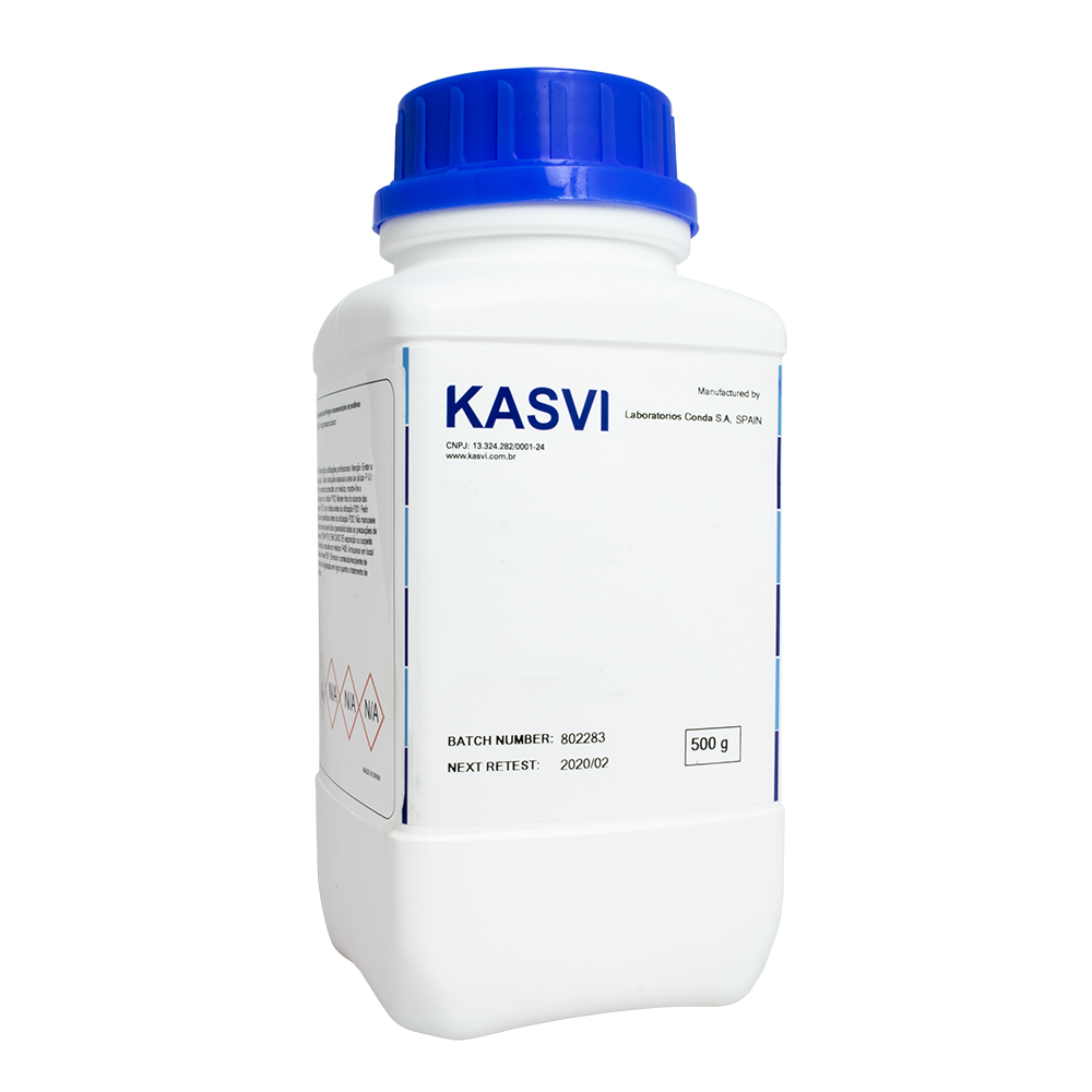 SUPLEMENTO CLORANFENICOL 10 FRASCOS K25-6027 KASVI