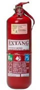 Extintor De Incêndio ABC 2kg Extang