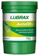 Graxa 1kg Lubrax Autolith 2 002751