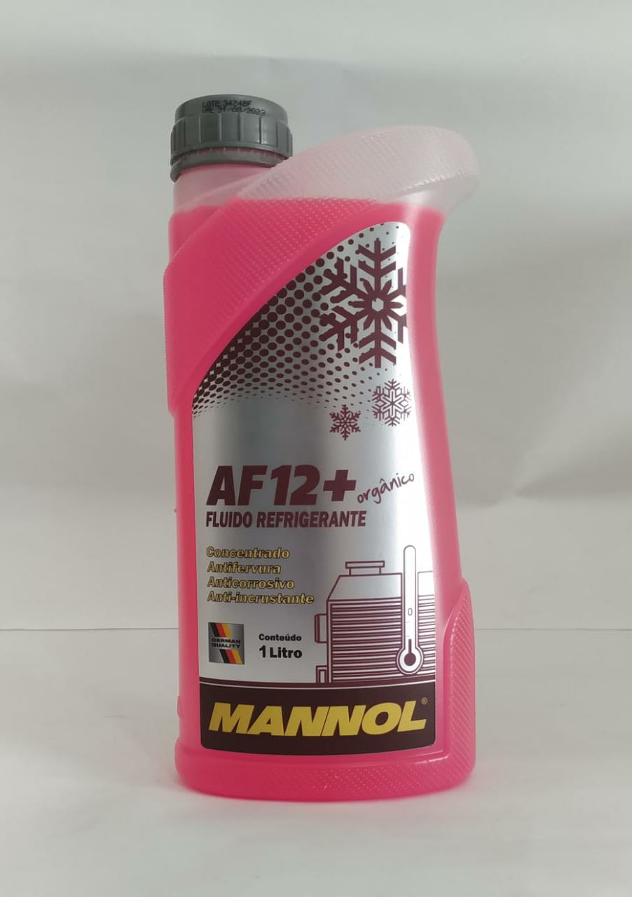 Aditivo AF12+ Mannol  1 Litro